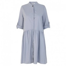 Dusty Blue Albana Dress 44156921 fra mbyM
