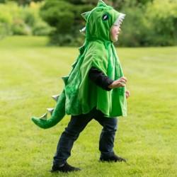 Dyrekostume Dino udklædning str 4 - 8 år Travis Designs