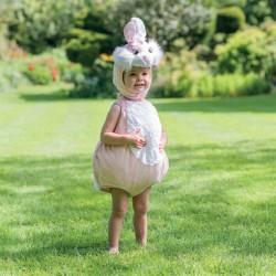 Dyrekostume Kanin Baby Udklædning str. 12 -18 mdr. Travis Designs