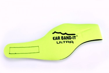 EarBand-It ULTRA Kit - Undgå vand i ørerne - Gul