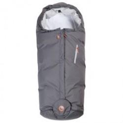 Easygrow kørepose - Hood - Grå