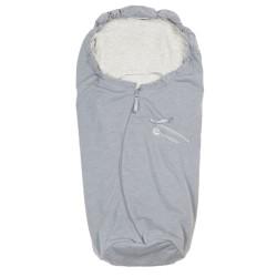 Easygrow kørepose - Lite Car Seat - Lys grå