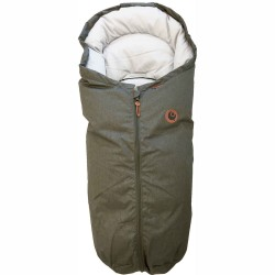 Easygrow Mini car seat bag olive melange