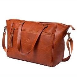 Easygrow pusletaske - Mama Bag SE - Brun