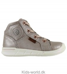 Ecco Sko - First - Grey Rose