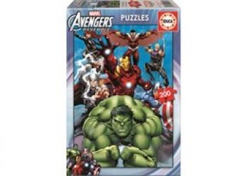 Educa - Avengers (200 pcs)
