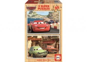 Educa - Cars 2 (2 x 25 pcs)