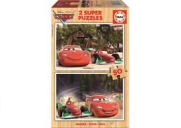 Educa - Cars 2 (2x 50 pcs)