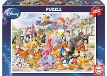 Educa - Disney Parade (200 pcs)