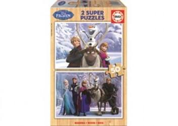 Educa - Frozen (2 x 50 pcs)