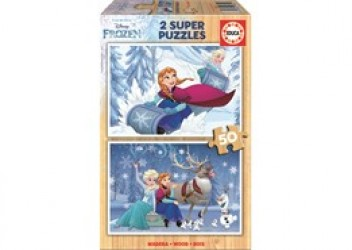 Educa - New Frozen (2 x 50 pcs)