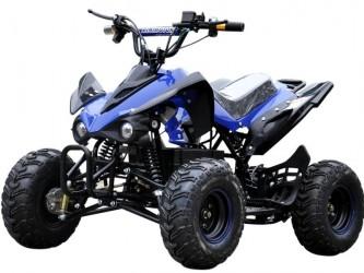EL ATV Brushless Shaft 800W 48V Blå - Ny model