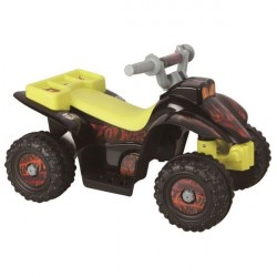 EL Børne ATV, Sort