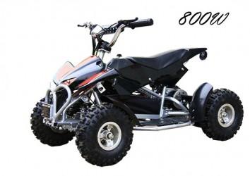 EL Mini ATV 800W m/fart begrænser 36V