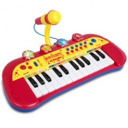 Elektronisk keyboard til børn