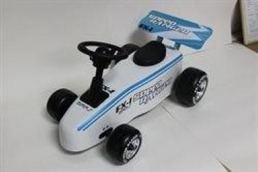 Elitetoys F1 Racer flot gåbil metal