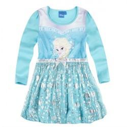 Elsa LUX Frost Kjole
