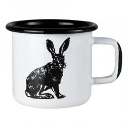 Emalje Krus Hare 3,7 dl fra Muurla