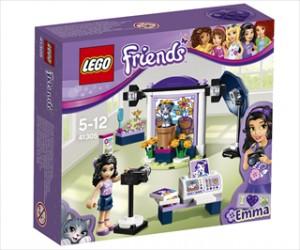 Emmas fotostudie - 41305 - LEGO Friends