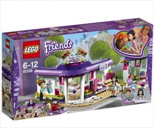 Emmas kunstcafé - 41336 - LEGO Friends