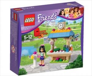 Emmas turistkiosk - 41098 - LEGO Friends