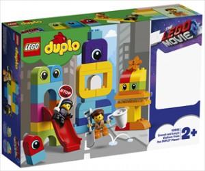 Emmet og Lucys gæster fra DUPLO planeten - 10895 - LEGO DUPLO