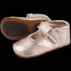 Køb En Fant Ballerina Hjemmesko Sølv Se alle priser