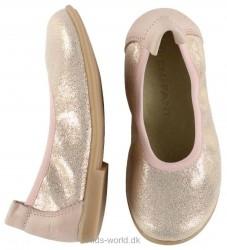 En Fant Ballerina - Rosa m. Glitter