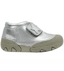En Fant Sko - Prewalker - Sølv