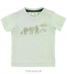 En Fant T-shirt - Gate - Mint m. Dyr