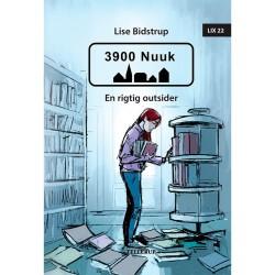 En rigtig outsider - 3900 Nuuk 1 - Hardback