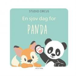 En sjov dag for Panda Børnebog fra Studio Cirkus