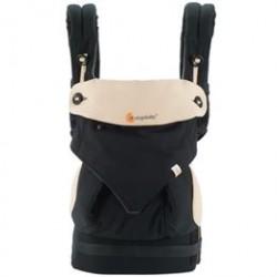 Ergobaby bæresele - 360 Carrier - Sort