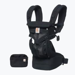 Ergobaby Omni 360 Cool Air - Onyx Black