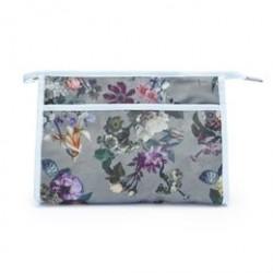 Essenza toilettaske - Rose Fleur - Blå