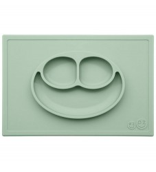 EzPz Happy Mat - Silikone - Støvet Grøn