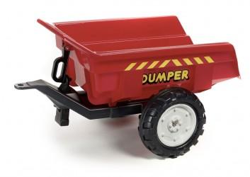 Falk Toys Dumper Trailer