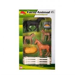 Farmdyr Mini Heste