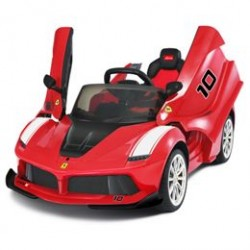 Ferrari elbil - La Ferrari - Rød