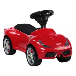 Ferrari gåbil - Rød