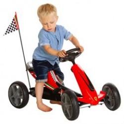 Ferrari gokart