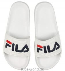 Fila Badesandaler - Boardwalk - White