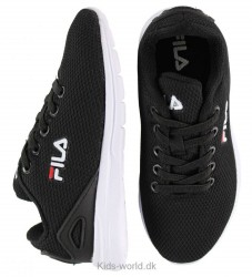 Fila Sko - Fury Run 2 Low Jr - Sort