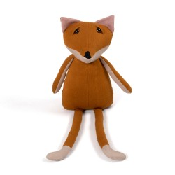 Filibabba Bamse, Freya the fox
