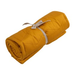 Filibabba Bedbumper thin Golden mustard