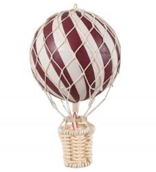 Filibabba Luftballon - 10 cm - Deeply Red