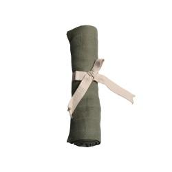 Filibabba Muslin Stofble - Olive Green