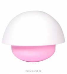 Filibabba Natlampe - Cute Little Tumbling - Rosa
