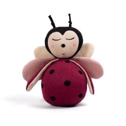 Filibabba Væltebamse, Lullu the ladybug