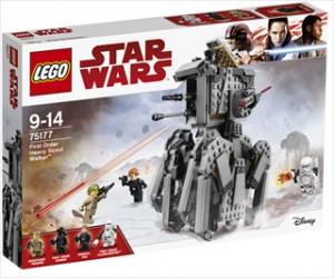 First Order Heavy Scout Walker - 75177 - LEGO Star Wars